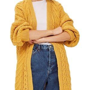 Topshop Sweaters - Topshop Open cardigan